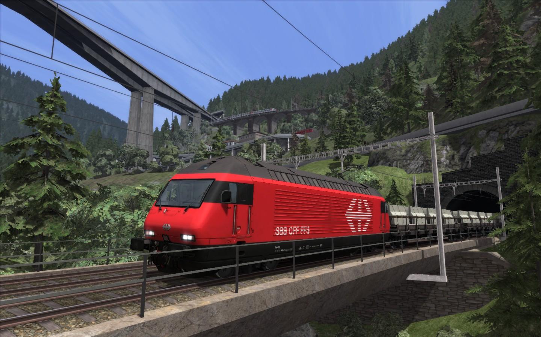 Zurich - Olten Freight Bundel