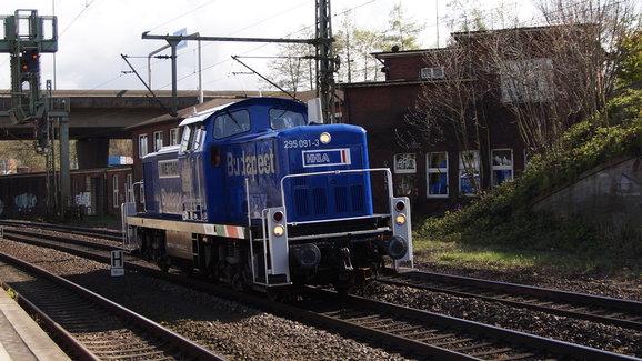 BR 295 091-3 HHLA Metrans