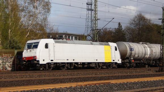 BR 185 637-6 Railpool Hamburg Harburg