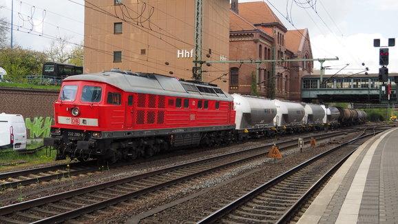 BR 232 280-8 Hamburg Harburg