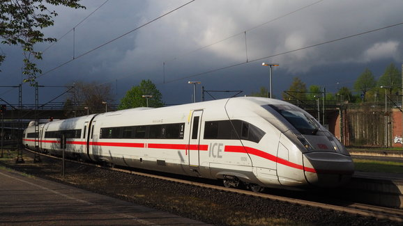 BR 412 ICE 4 9006 Hamburg Harburg