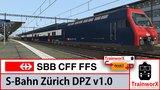 SBB DPZ S-Bahn Zurich _