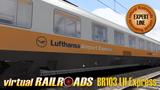 vR-DB BR 103 + Lufthansa Express ( vR-EL-10 )_7