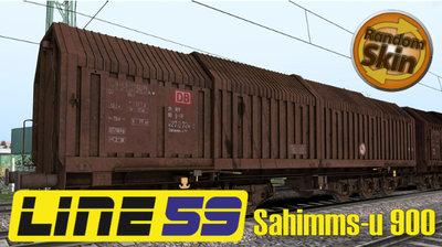 Line 59 - Sahimms - U - 900