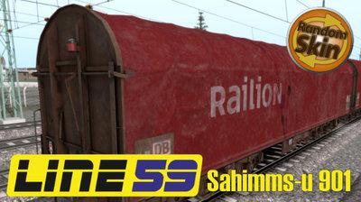 Line 59 - Sahimms - U - 901
