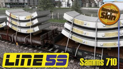 Line 59 - Samms 710