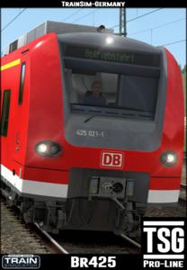 TSG DB BR 425 Pro-Line