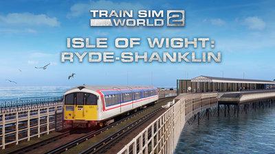 TSW 2 Isle Of Wight - Ryde - Shanklin