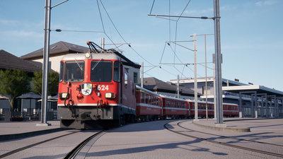 TSW2 Arosa Line  Chur - Arosa