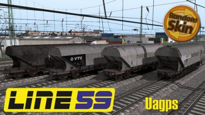 Line 59 Uagps Wagon