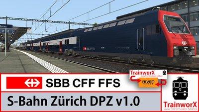 SBB DPZ S-Bahn Zurich