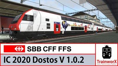 SBB IC 2000 / 2020 Doppelstock