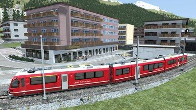 Simtrain Heidi Express TS 2018