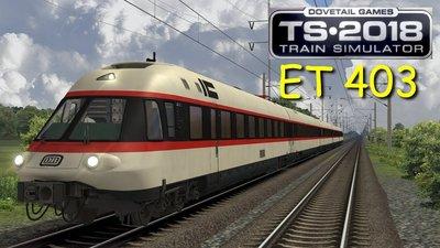 VR DB ET 403 Intercity V2.0 vR-EL-51