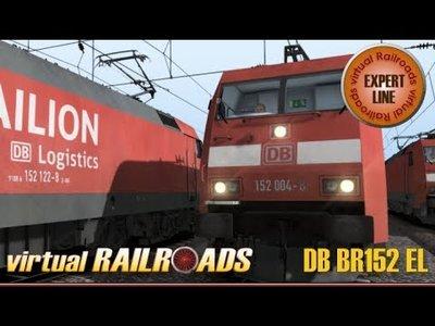 VR DB BR 152 v1.0  ( vR-EL-53 )
