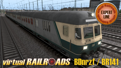 VR DB BR 141 + BDnrzf BLBE V2.0