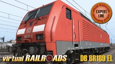 vR DB BR 189 EL ( vR-EL-41 )