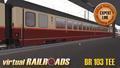 vR-BR-103-incl-TEE-rheingold-Express-(-vR-EL-08-)